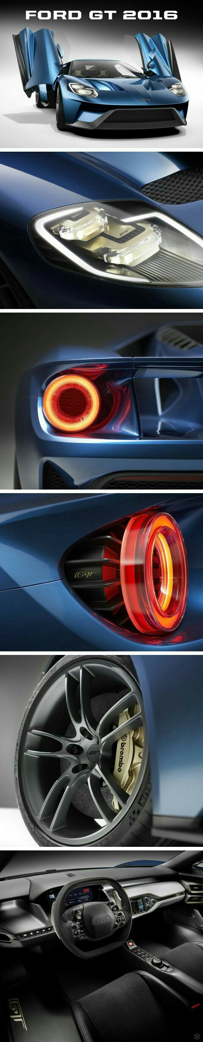 2016 ford gt sport blue wallpaper 2017 ford gt concept car beautiful - I Didn T Even Knew This Existed But I Want It Really Badly