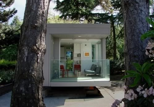 L41: casa prefabricada SOSTENIBLE con madera CTL
