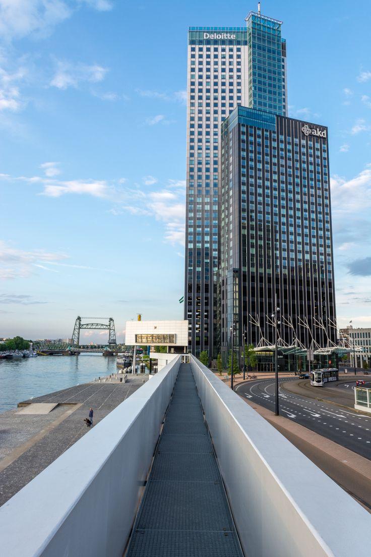 Rotterdam - Deloitte and AKD building