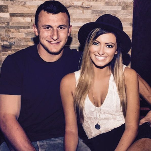 Johnny Manziel Girlfriend Colleen Crowley: NFL Rookie's Lover Wants Her 'Bae' To Play [VIDEO]