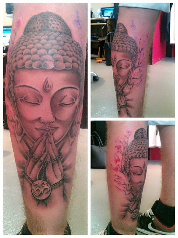 Buddha Tattoo by Malitia-tattoo89.deviantart.com on @deviantART