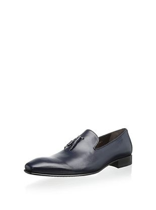 45% OFF Mezlan Men's Tassel Loafer (Blue)