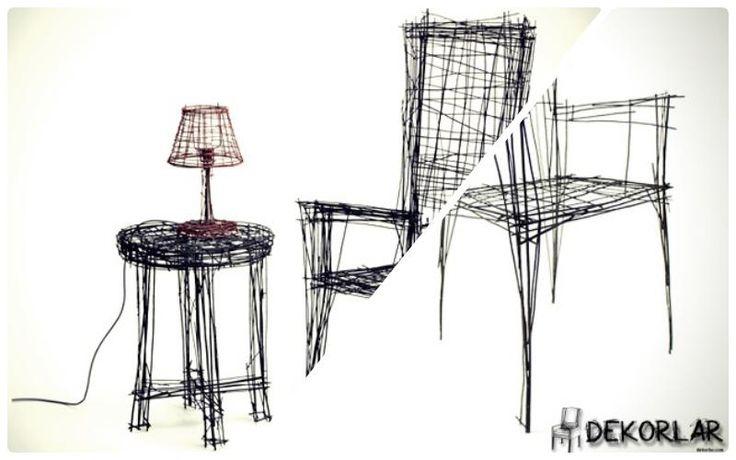 Çizim Gibi Duran Mobilyalar | Dekorlar.com
