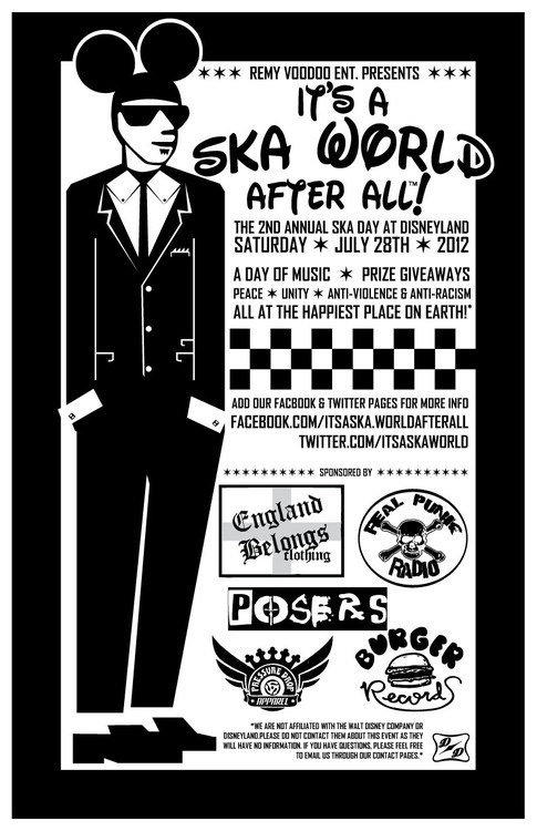 fuckyeahremyvoodoo: THIS SATURDAY! CLICK THIS LINK FOR ALL INFO… | RealPunkRadio: Style, Link, Fuckyeahremyvoodoo, Click, Saturday, Realpunkradio, Info