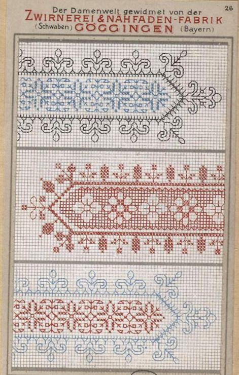 Gallery.ru / Фото #147 - старинные ковры и схемы для вышивки - SvetlanN