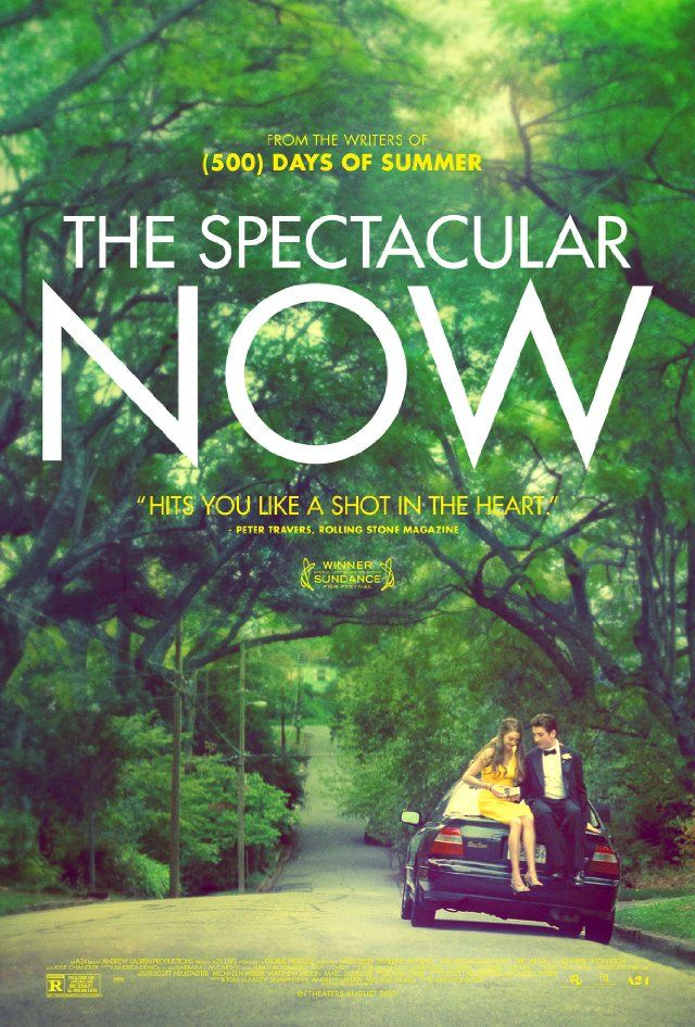 "The Spectacular Now (Book by Tim Tharp): A hard-partying high school senior's philosophy on life changes when he meets the not-so-typical ""nice girl."""