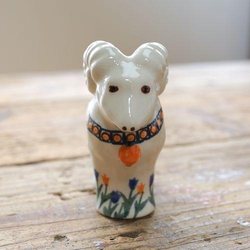 オブジェ/羊S - ピグマリオン | ポーランド食器と雑貨 暮らしのモノ