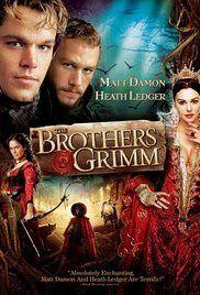 El secreto de los hermanos Grimm Poster