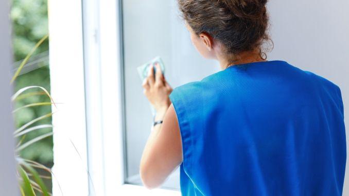 Streifenfreie Fenster auch bei Sonnenschein - einfach und schnell