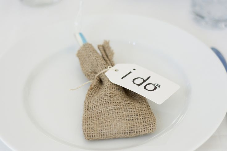 Awesome wedding favour idea! - cornish rock from rock cornwall.