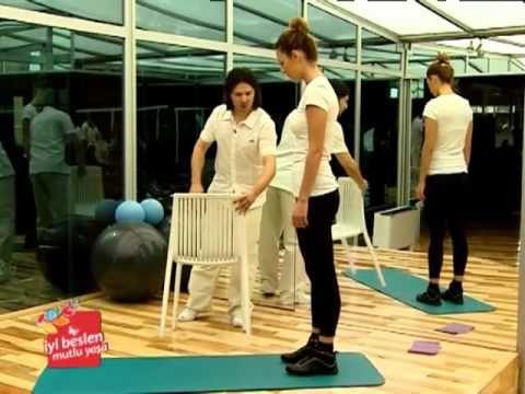 Sıkı ve Düzgün Selülitsiz Seksi Bacaklar İçin Egzersizler/sporsaglikdiyet.com/ - YouTube