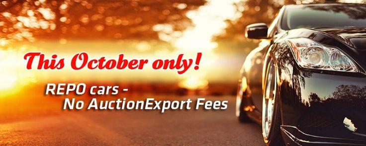 REPO cars - No Auctionexport Fees https://www.auctionexport.com/cars/repo