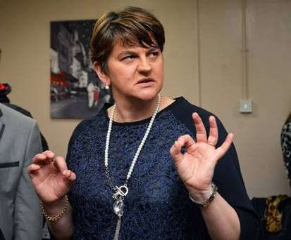 RHI scandal: Arlene Foster asked bank chiefs 'to look favorably' on finance requests from corporations - https://myamend.com/rhi-scandal-arlene-foster-asked-bank-chiefs-to-look-favorably-on-finance-requests-from-corporations/