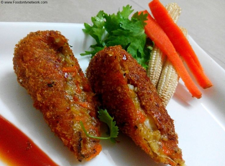 Veggie fingers recipe is one of the delicious as well as healthy Indian fast food or snack dish which is very easy to make and quick too.