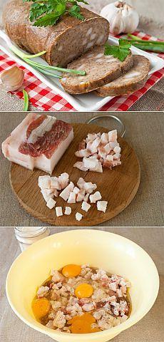 Домашняя печеночная колбаса | Четыре вкуса