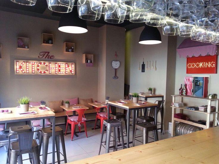 ¡Lugar muy acogedor y céntrico! The Kitchen -  c/ Ruiz de Alda, 17. Las Palmas de Gran Canaria.  #Freelance