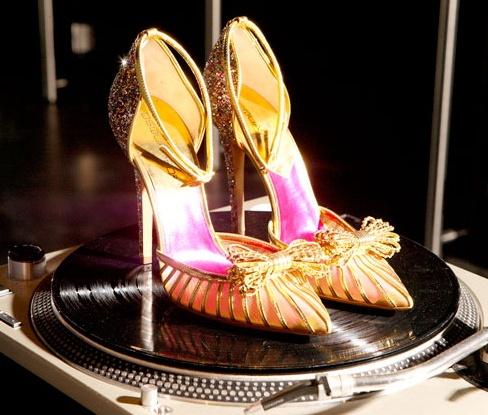 Designer schoenen Paul Warmer.  style, high heels, designer