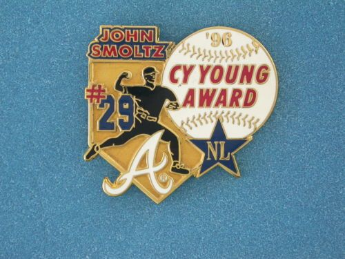 John Smoltz, 1996 Cy Young Award winner