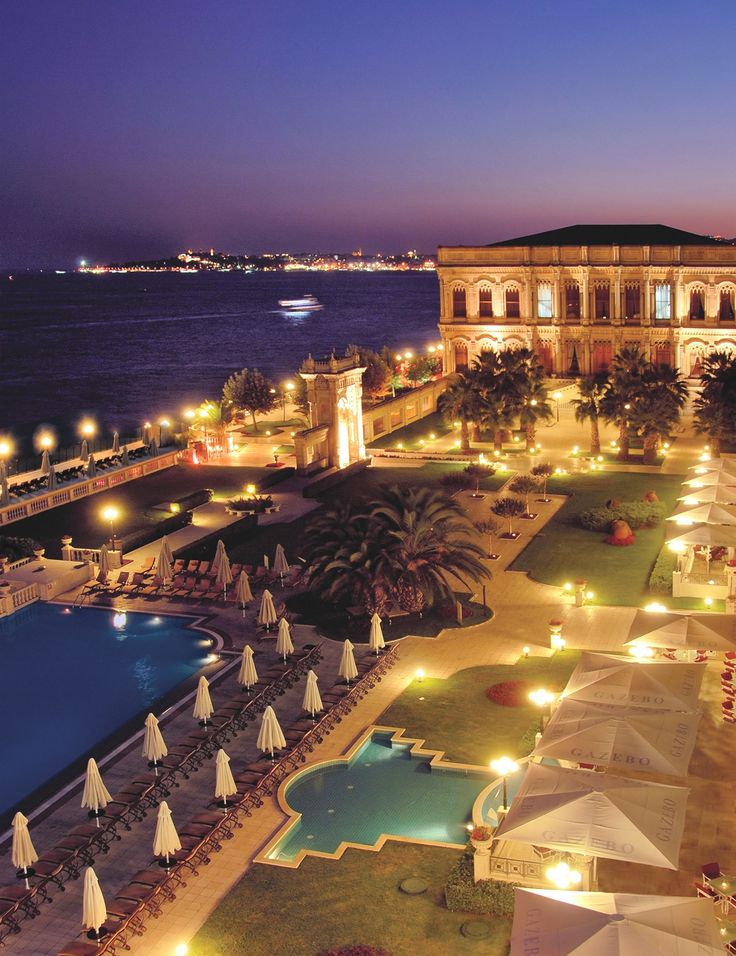 Luxery Hotels
