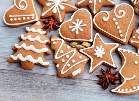 Celebra la época más dulce del año con galletas - Cocina y Sabor