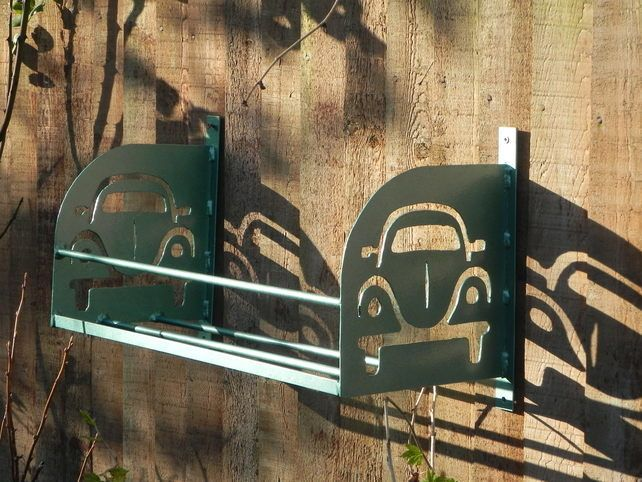 VW Beetle inspired Metal Window Box £42.50