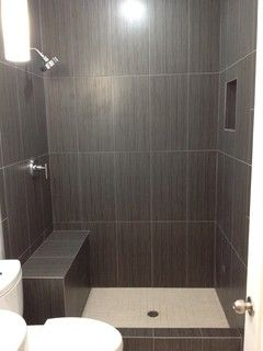 New shower add-on by L.A. Remodeling Co.