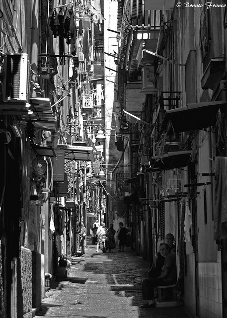 Daily life in Naples