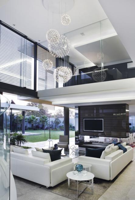6th 1448 Houghton ZM Residence Johannesburg South Africa By SAOTA And Antoni Associates
