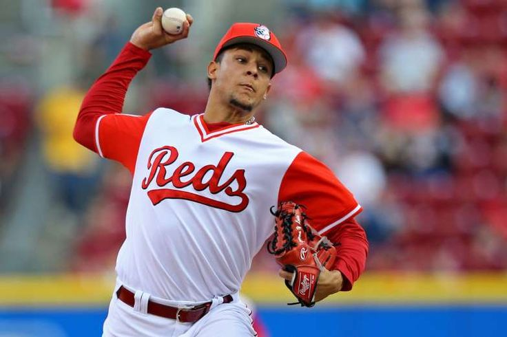 Way-too-early odds to win the 2018 World Series  -  November 2, 2017.  100/1 CINCINNATI REDS