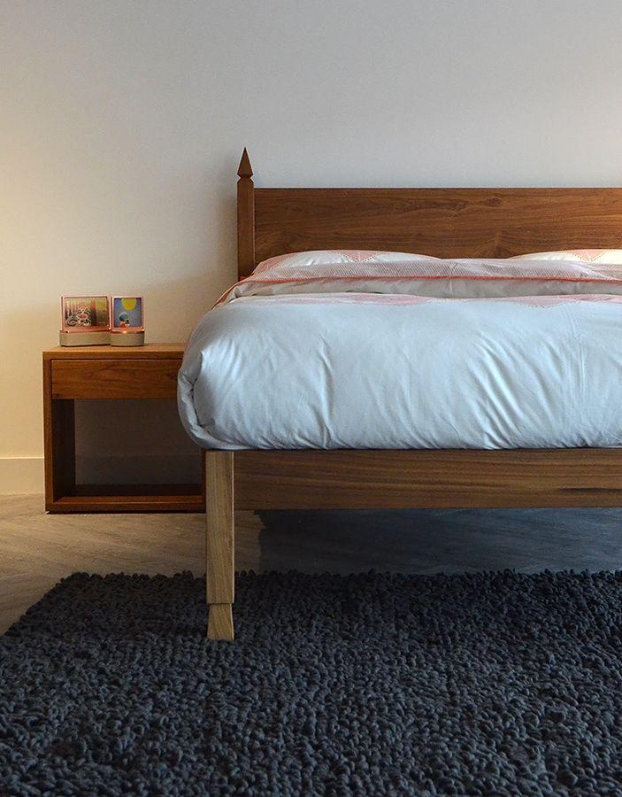Bedroom Furniture Beds 79 best walnut beds & bedroom furniture images on pinterest