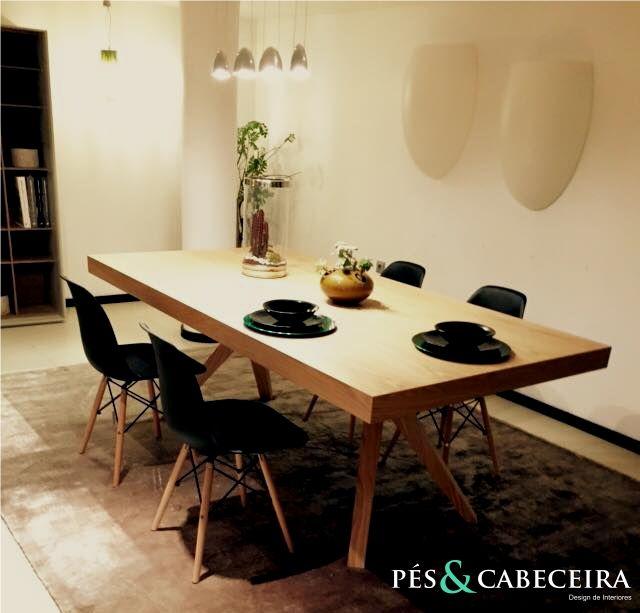 mesa de jantar nordica