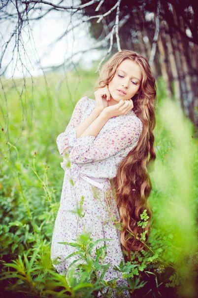 Long hair love