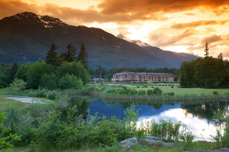 Executive Suites Hotel & Resort, Squamish, British Columbia, Canada