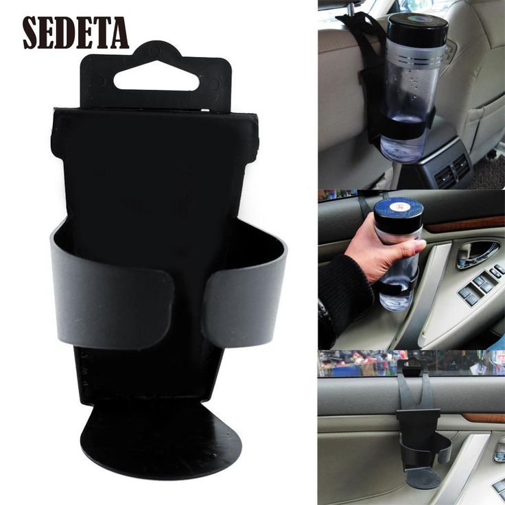 New  Creative Universal Adjustable Flexible Car Truck Door Bottle Cup Mount Holder Stand Car Accessories summer drinking holder