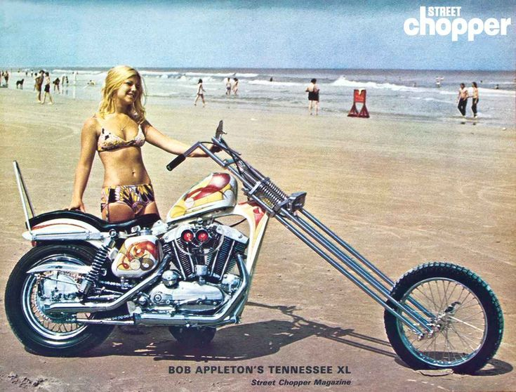 21 Day Knockout / Custom Sportster from the Archives | Street Chopper
