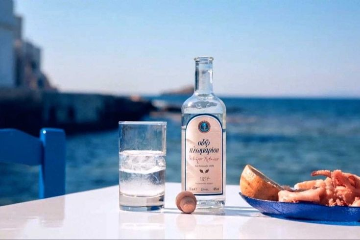 The Secrets of Lesvos' Intoxicating Spirit: Ouzo.