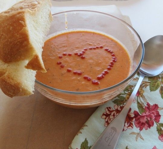 My soup post, kindly hosted by Michael Ruhlman