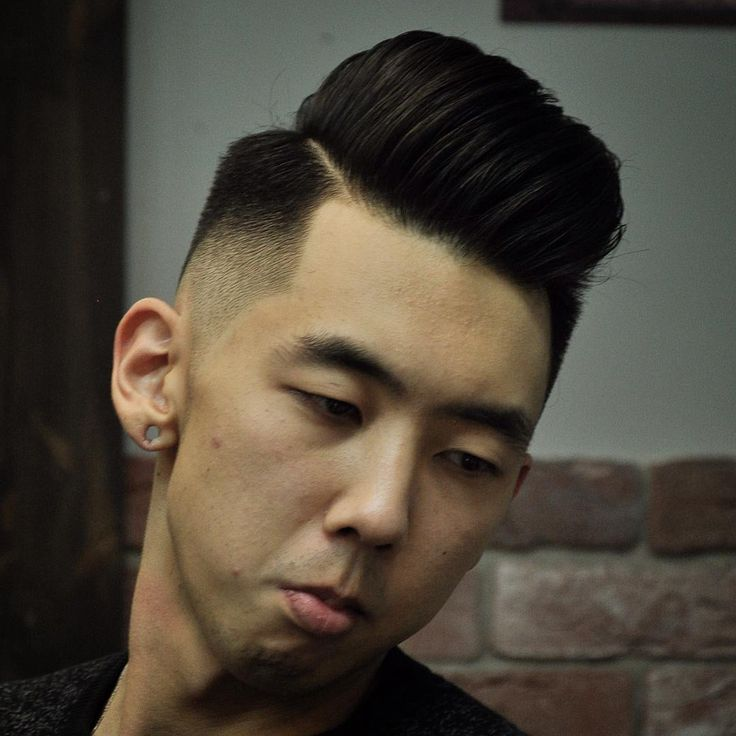 Nice hairstyles for asian men