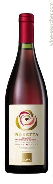 I can't wait to have this again - Bava Rosetta. It has gotta be my favourite rose wine to date.
