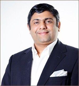 A billionaire and a tech guru — Niraj Goel