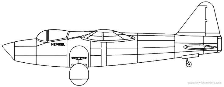 Bildergebnis für heinkel he 178