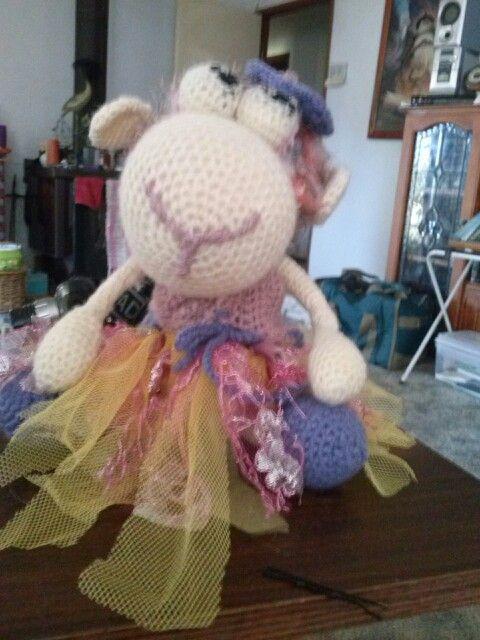 Melissa sheep.  (SOLD)