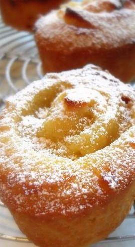 The English Kitchen: Lemon Friands