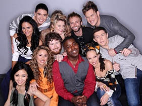 American Idol Season 10- I think this was my favorite season ever. It had Scotty and Lauren, and everyone was very humorus!