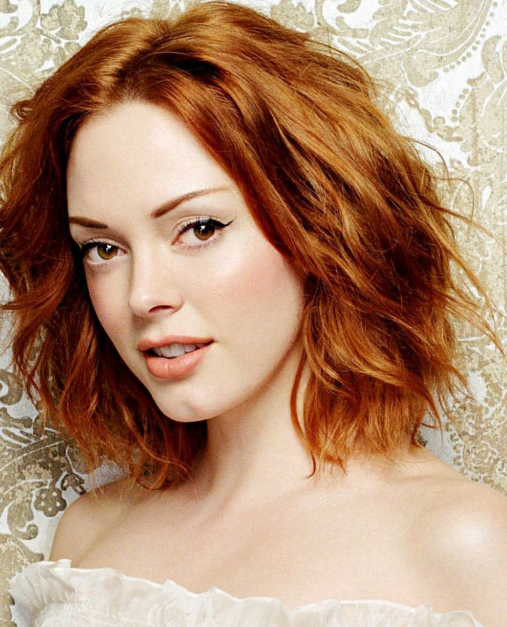 Rose Mcgowan Redhead 59