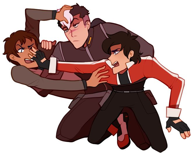 Currently in Voltron Hell