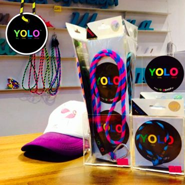 YOLO IN COLORSHAKE!