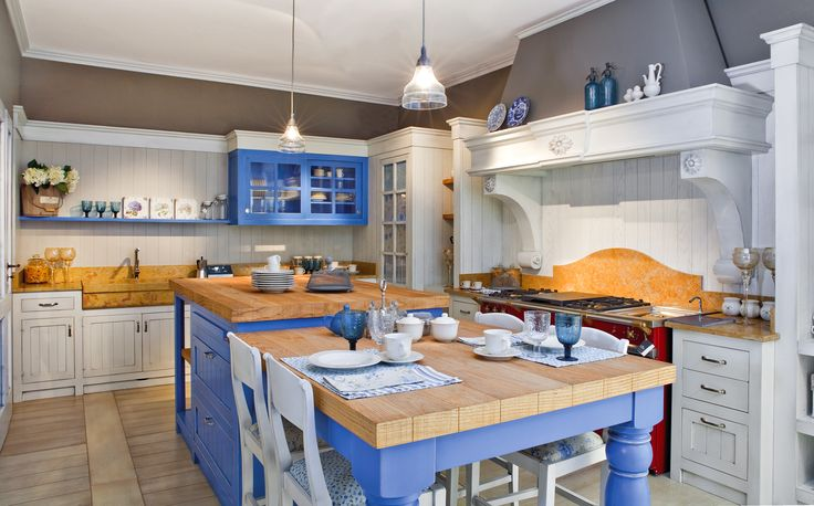 Cucina su misura. www.la-maison.com