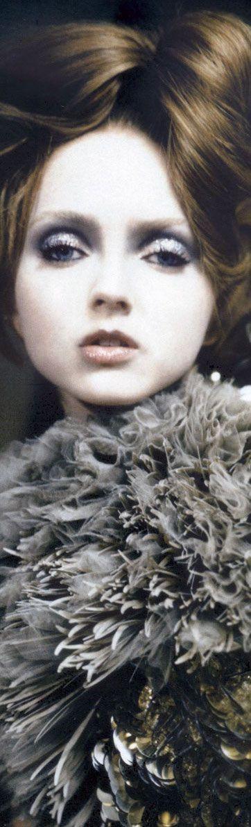 Lily Cole - Vogue Italia
