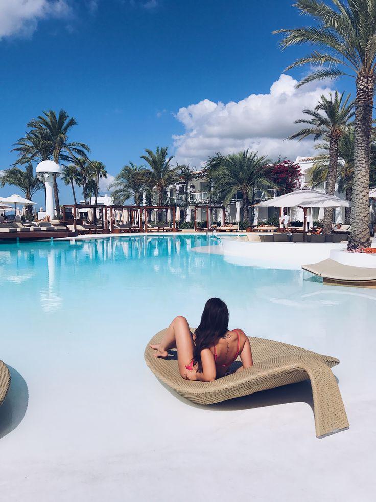 Destino, Ibiza, Spain, Vacation
